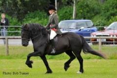 Rider Deborah Ashby
